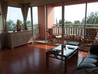 Privates Appartement mit Hotelservice