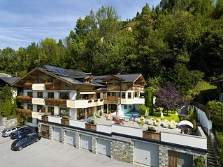 Appartement-Haus Sonnhang im Herzen von St. Johann im Pongau / Alpendorf.