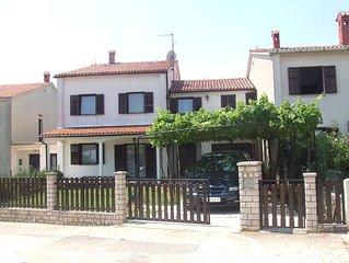 Ferienwohnungen in ruhiger Lage mit Garten, bis zu 4 Personen pro Apartment