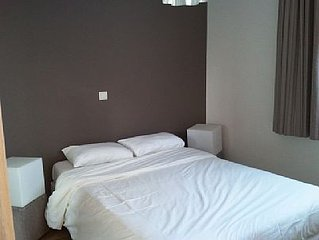 Appartement 2 chambres 4/6 personnes