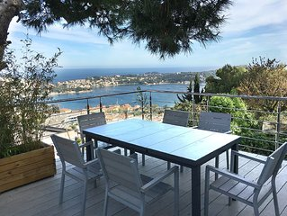 Character House 3 Bedrooms 3 Bathrooms Sea View, Swimming pool.