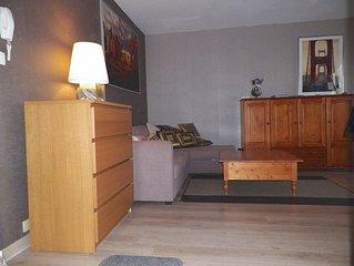 Appartement refait 42 M2 dans residence.