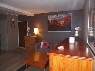 Appartement refait 42 M2 dans résidence.