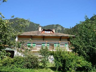 Beautiful 4 star cottage 70m2 Lake and Mountains