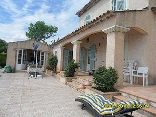 Villa provencale avec piscine et jardin privatif a 20 Km des Gorges du Verdon