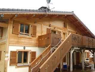 Luxury apartment Portes du Soleil
