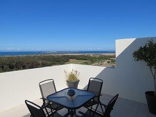Magnifique appartement de standing avec terrasse face à l'océan