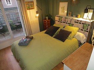 NICE ROOM GREEN