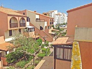 Appartement 7 personnes 2e étage avec terrasse, proche plage et tous commerces