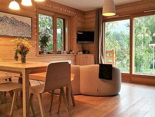 Appartement neuf dans nouvelle residence haut de gamme a Serre-Chevalier