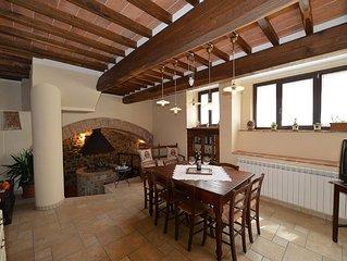 Casa Cristina 2 - Appartement rustique au couer de la Toscane