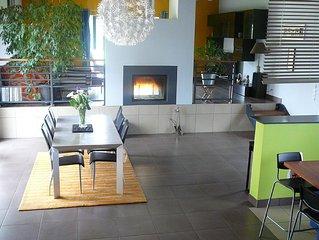Villa  AENA  220 m² , Jardin 1200 m² & Piscine
