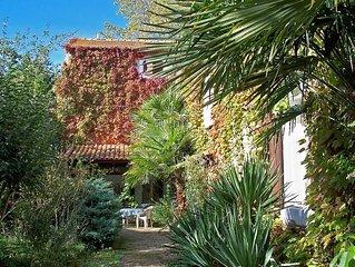 Appartements dans Maison de campagne entre Carcassonne, Limoux, Mirepoix