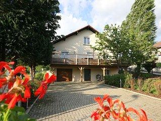 Chalet Gite Maison 4 étoiles Grand Confot Luxe, Spa Sauna, 12 personnes, Wifi