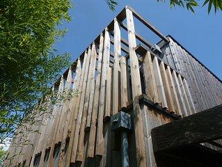 MAISON BOIS D ARCHITECTE 'SALICORNE'