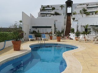 Apartment for 2-4 people, 700m away from the beach