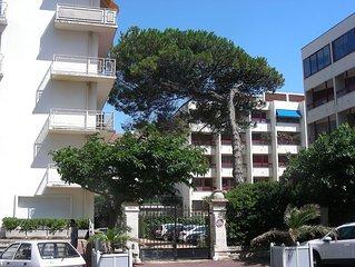 50m de la grande plage - centre ville - 3 chambres  belle résidence avec garage