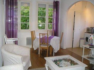 Appartement tout confort ouvert tte l'annee, a 50m de la plage de Foncillon
