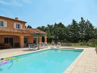 Villa provencale neuve, 8 pieces, tout confort