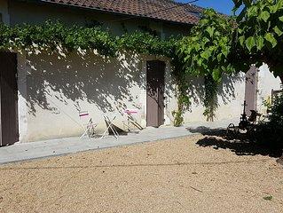 Maison de campagne 8 pers 150 m2 7km Brantome ( Dordogne)