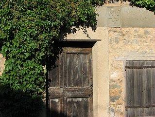 Petite maison de village au coeur du Minervois