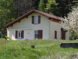Maison style chalet avec vue panoramique - Xonrupt Longemer