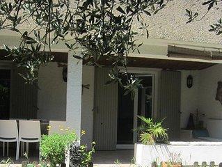 Maison idéale pour visiter Avignon (5mn) et ses environs