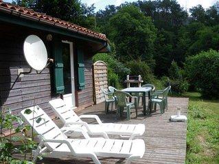 la terrasse et son mobilier de jardin