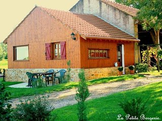 The small barn in the Perigord