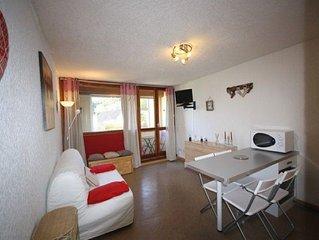 Agreable appartement a la montagne pour 4/5 couchages