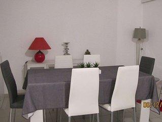 jolie villa meublee ...
