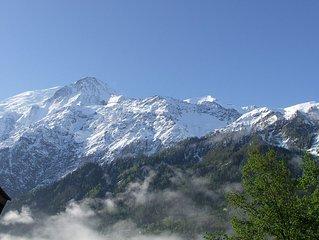 Joli appartement 3 pieces au pied du massif du Mont-Blanc
