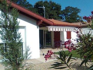 maison chic et confortable avec jardin privé et Wifi - Capbreton Hossegor