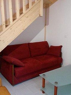 Bel appartement equipe : 'Chez moi-chez vous'