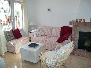 Belle maison modernisée avec une bonne localisation, soleil toute la journée.