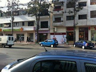 Joli Apartement sur Agdal Rabat