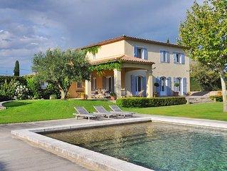 Magnifique Villa en Provence a 10min d'Avignon / Piscine / 3 chambres / clim
