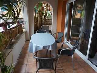 T2 avec terrasse et jardin