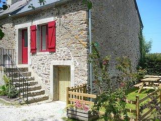 Maison proche des bords de Rance, St-Malo et Dinard