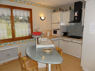 P 2/5 furnished apartment in chalet in Gerardmer