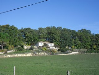 holiday villa, cottage, furnished rental in Condom, in Gascony