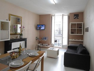 Beautiful 1Bd Apartment in the Heart of Nantes.Ca