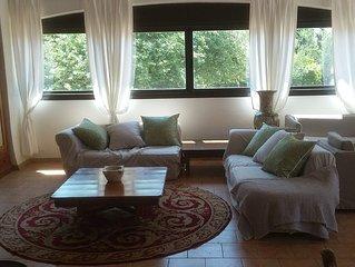 Haut de Villa 100 m2 avec terrasse et Jardin