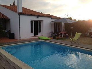 location de villa avec piscine
