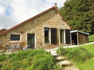 Gîte de caractère 2 pers. Bourgogne La Grande Verrière Parc Naturel du Morvan