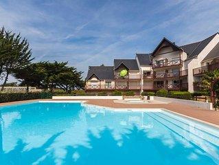 t2 residence de vacance avec piscine