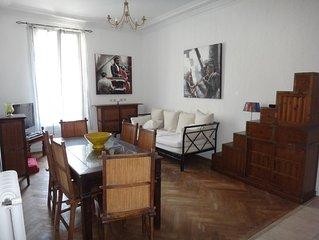 Nice : Appartement de 54 m2 pour les vacances
