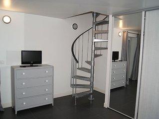 Appartement 50 m2 entierement renove, a 15 min de Cannes, 4 personnes