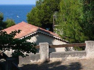 Appartement dans villa proche de magnifique plage des Lecques