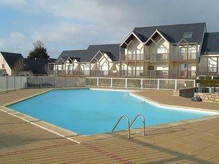 Maison 4 pers residence avec piscine